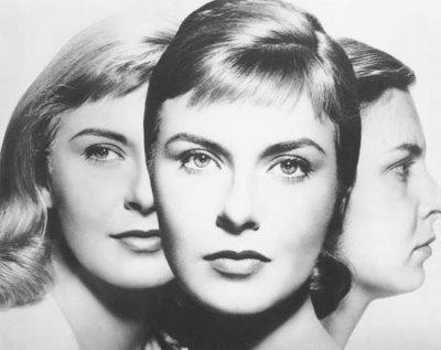 Las tres caras de Eva.